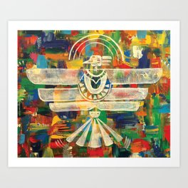 Got Spirit? Art Print