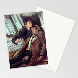 Supernatural Protecting something so Holy Stationery Cards