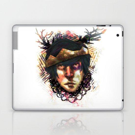 Gleam Diamond Punk King Laptop & iPad Skin