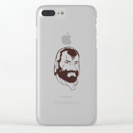 Cadash Clear iPhone Case