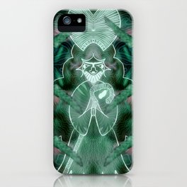 The White Witch iPhone Case