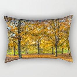 Greenwich Park London Rectangular Pillow