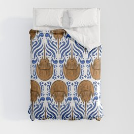 Horseshoe Crab Pattern Comforters
