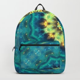 Hidden Lotus Mandala Backpack