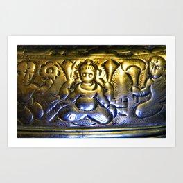 Lakshmi Art Print