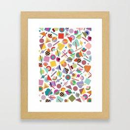 Less is a Bore Summer Framed Art Print