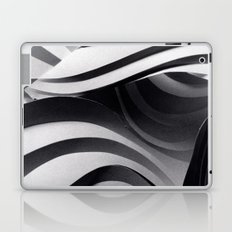 Paper Sculpture #5 Laptop & iPad Skin