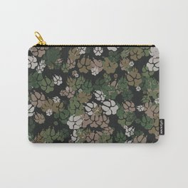 Canine Camo WOODLAND Carry-All Pouch