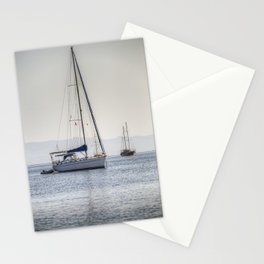 The Relaxation Yacht Stationery Cards