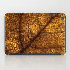 illuminated leaf iPad Case