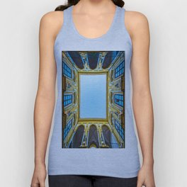 Patterns of a house Unisex Tank Top