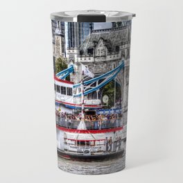 The Dixie Queen Paddle Steamer Travel Mug