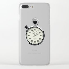 Gone in 60 Seconds - Alternative Movie Poster Clear iPhone Case