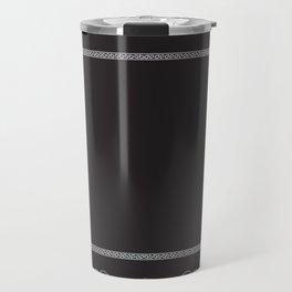Bandana black Travel Mug