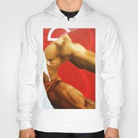 body Hoodies featuring BoDy  by Hakim Pop Art