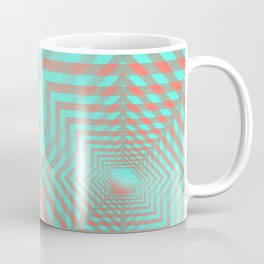 21 E=Codes4 Coffee Mug