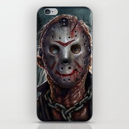 Jason - Friday the 13th iPhone Skin