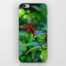 Edison Flower iPhone Skin