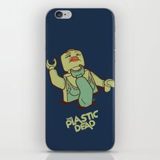 The Plastic Dead iPhone & iPod Skin