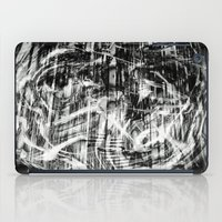 destiny iPad Cases featuring Destiny  by Irène Sneddon