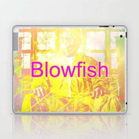 Blowfish Laptop & iPad Skin