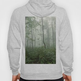 Smoky Mountain Summer Forest - National Park Nature Photography Hoody