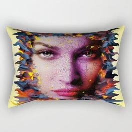 Sizzling Hot Rectangular Pillow