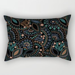 Scattering of beads . 2 Rectangular Pillow