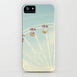 Merry Go Round iPhone Case