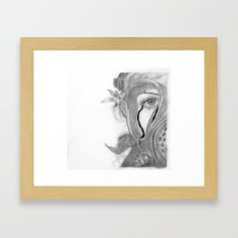 Surviving Framed Art Print