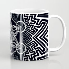 sayagata variation/metatron Coffee Mug
