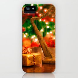 Christmas Suite iPhone Case