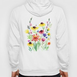 Summer Wildflowers Hoody