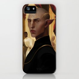 Mythal's court iPhone Case