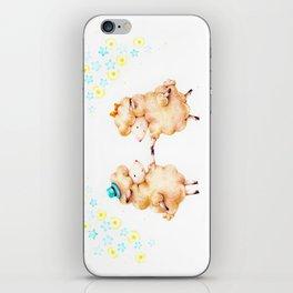 let's dance iPhone Skin