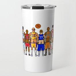 Basketball Butts Travel Mug