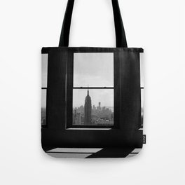 NY Window Tote Bag