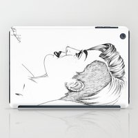 miley iPad Cases featuring Miley Cyrus by Kfort