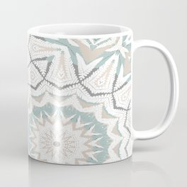 Planthouse Aztec Stone & Blue Coffee Mug