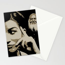 Juxtapose XII Stationery Cards