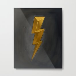 Smite Legendary Logo Art Metal Print