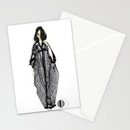 Her Kaftan Stationery Cards