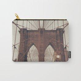 Moody Brooklyn Bridge Carry-All Pouch