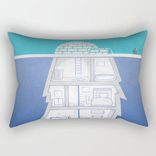 igloberg Rectangular Pillow