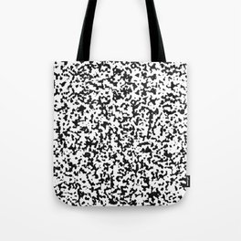 spotted fur Tote Bag