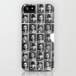 Mob Masses iPhone Case