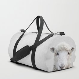 Sheep - Colorful Duffle Bag