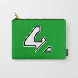 42 - Green Carry-All Pouch