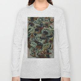 Cannabis, smoke flowers, sativa Long Sleeve T-shirt