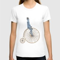 fancy T-shirts featuring Fancy! by Stephanie Vanelli